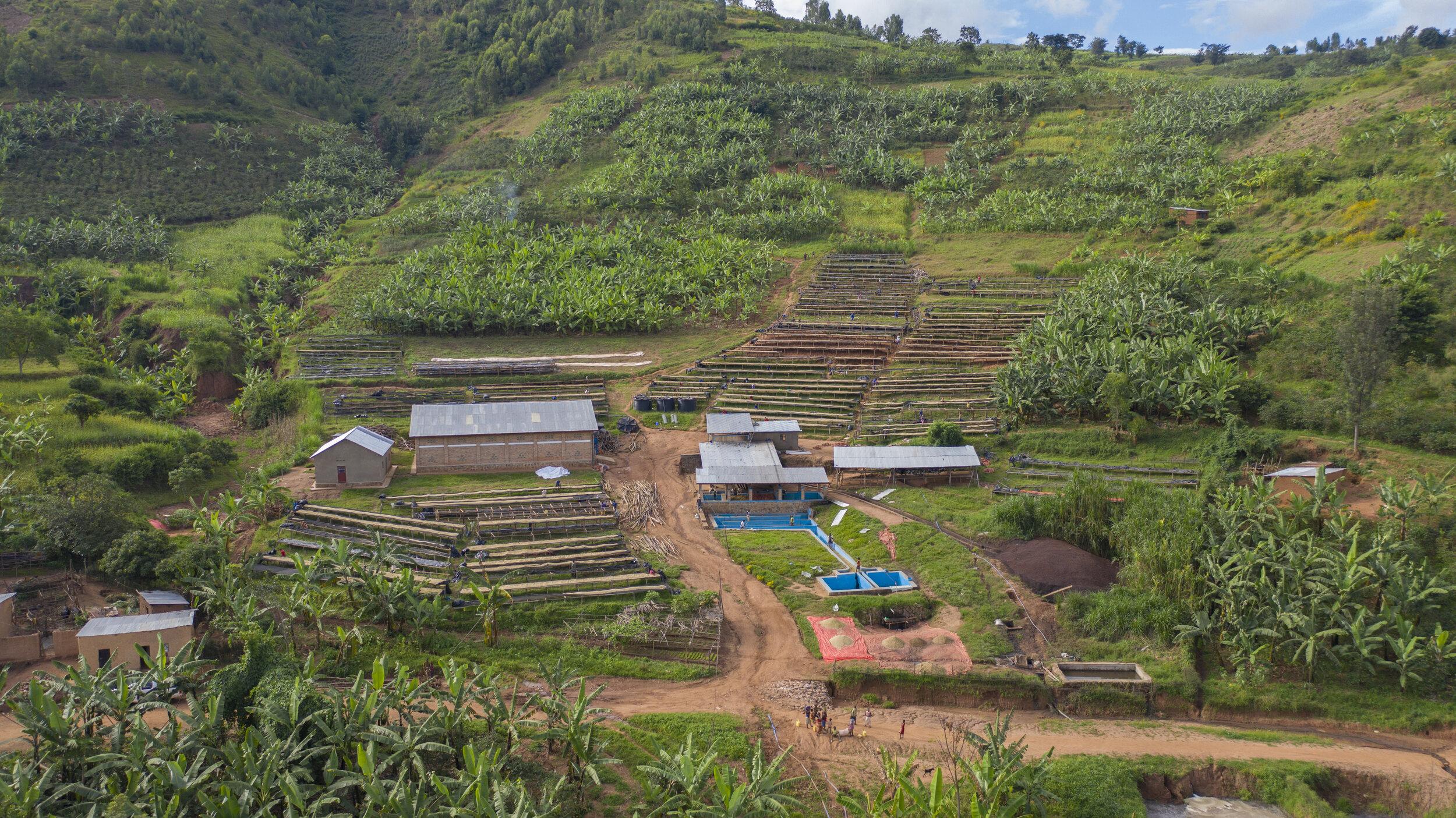 Humure Station / Gatsibo District, Rwanda