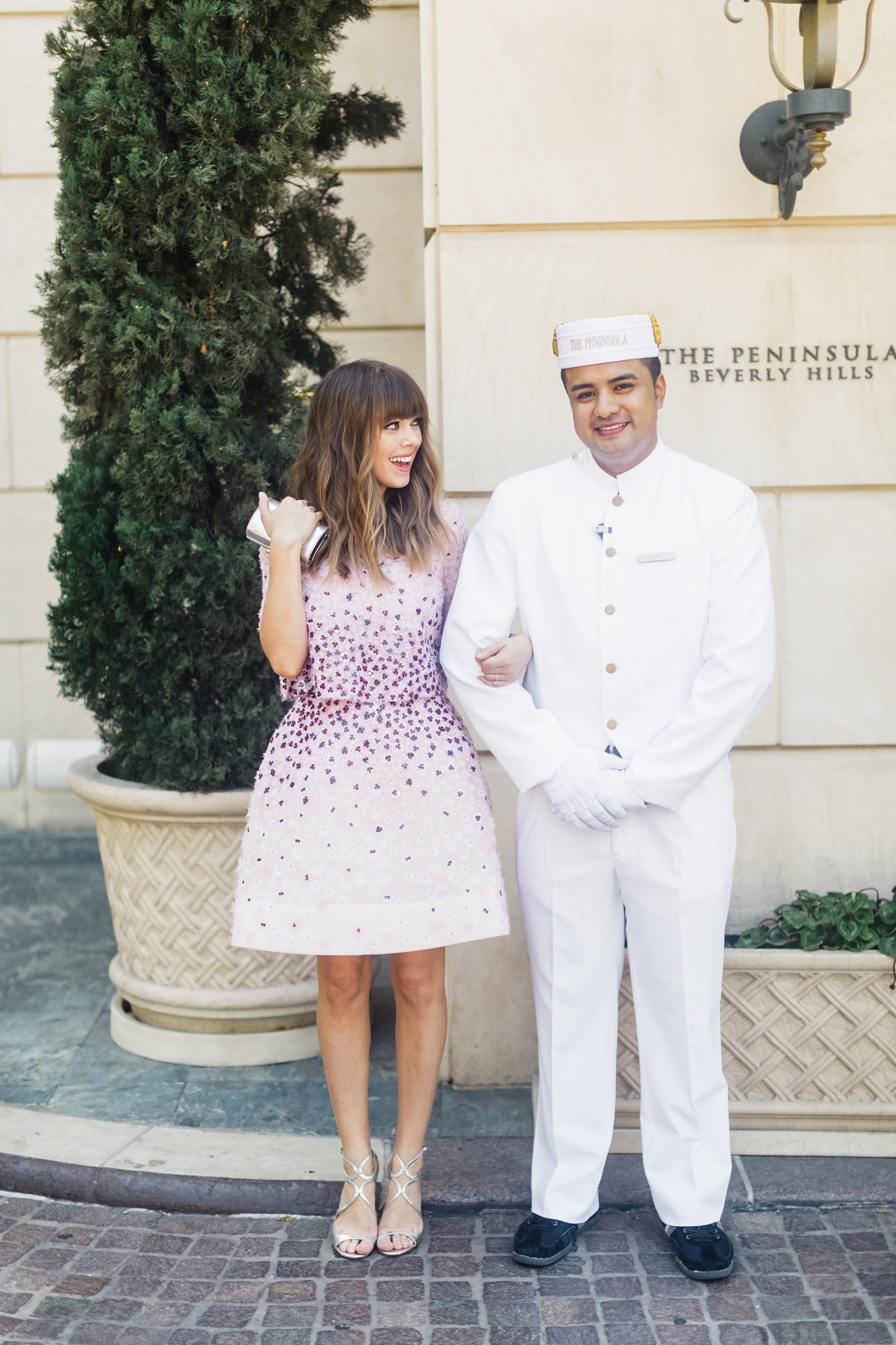 THE PENINSULA, BEVERLY HILLS GRAND BUDAPEST INSPIRED BRIDAL SHOWER