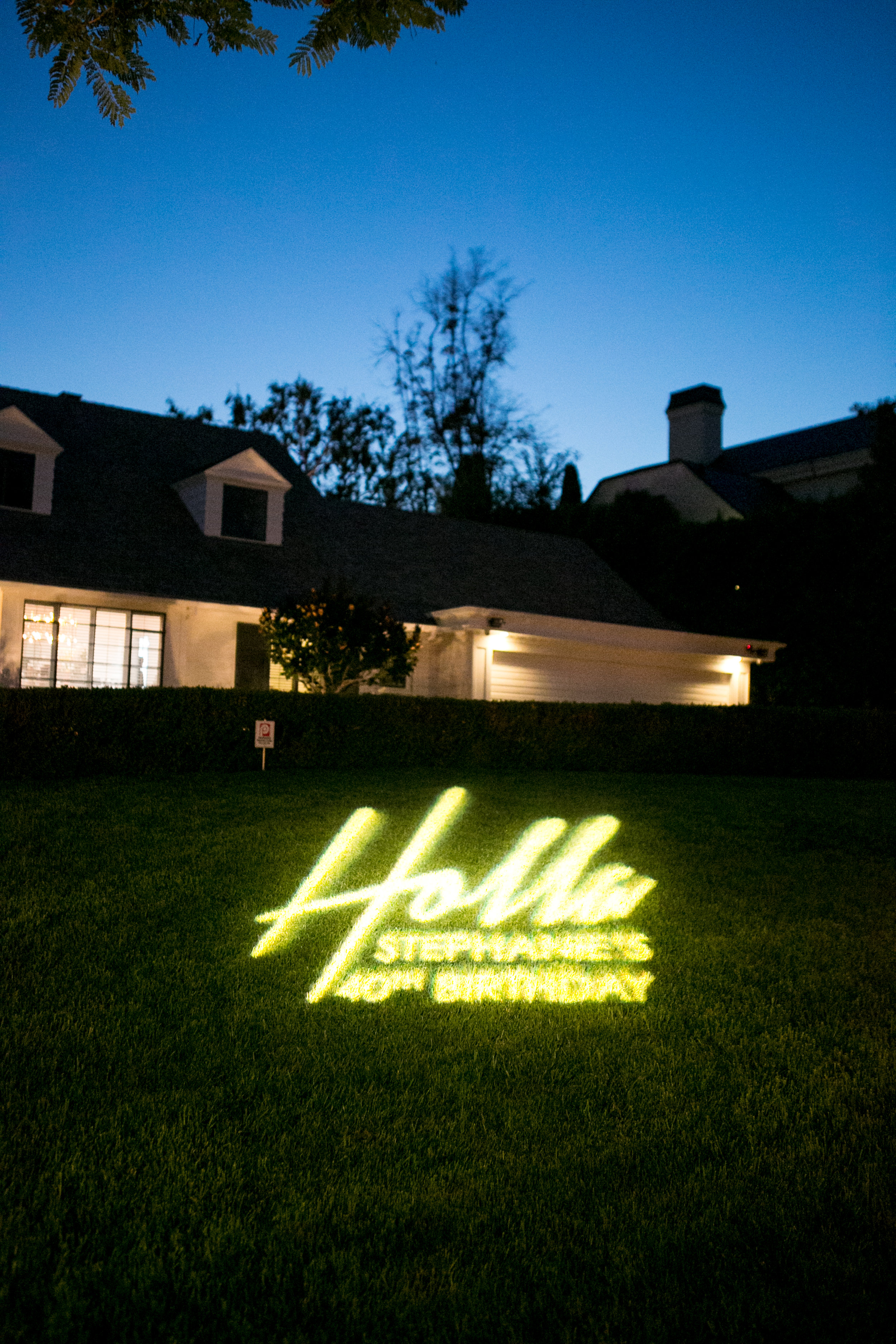 PRIVATE RESIDENCE, BEVERLY HILLS 40TH BIRTHDAY