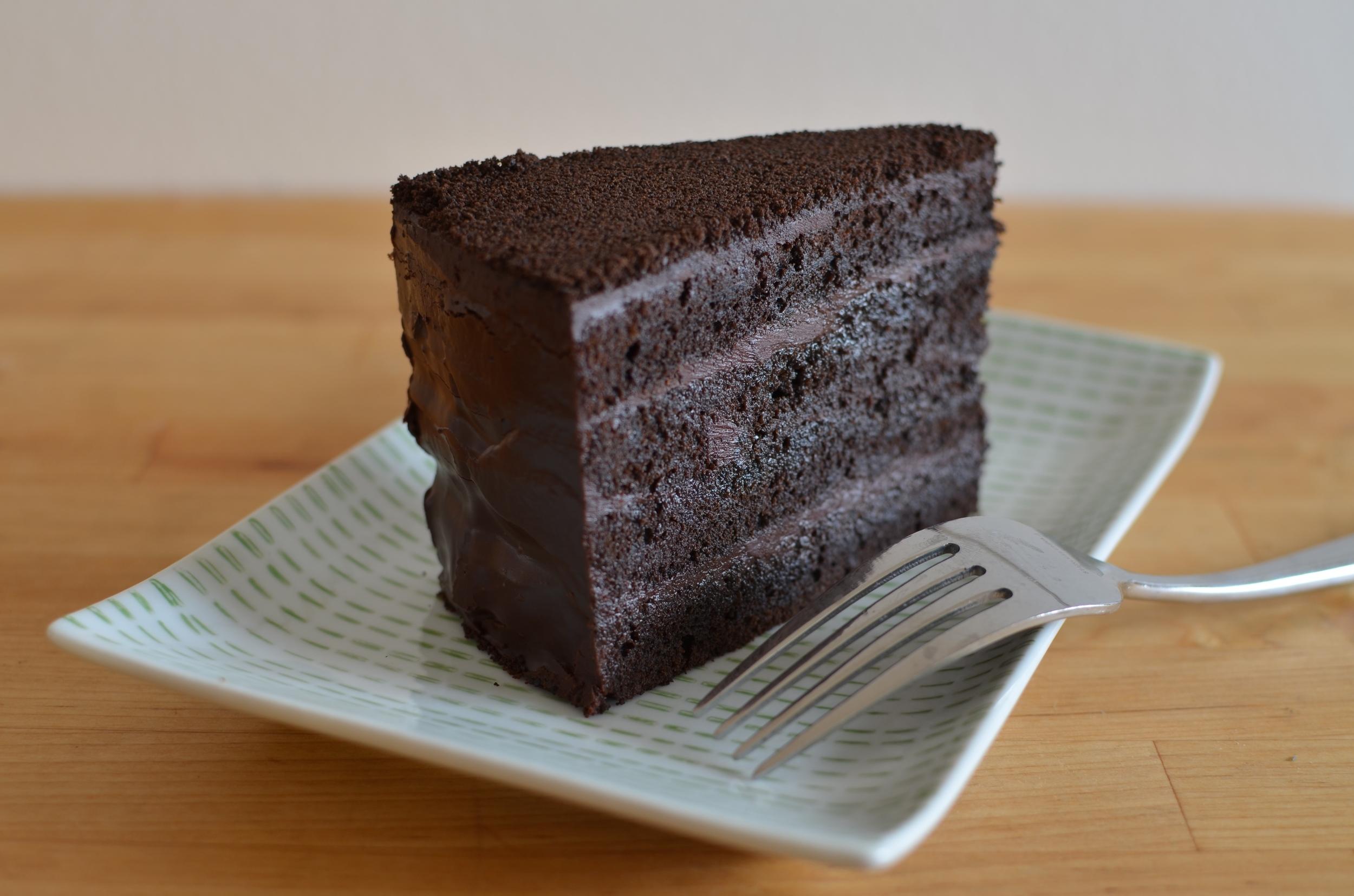 tartine devil's food cake