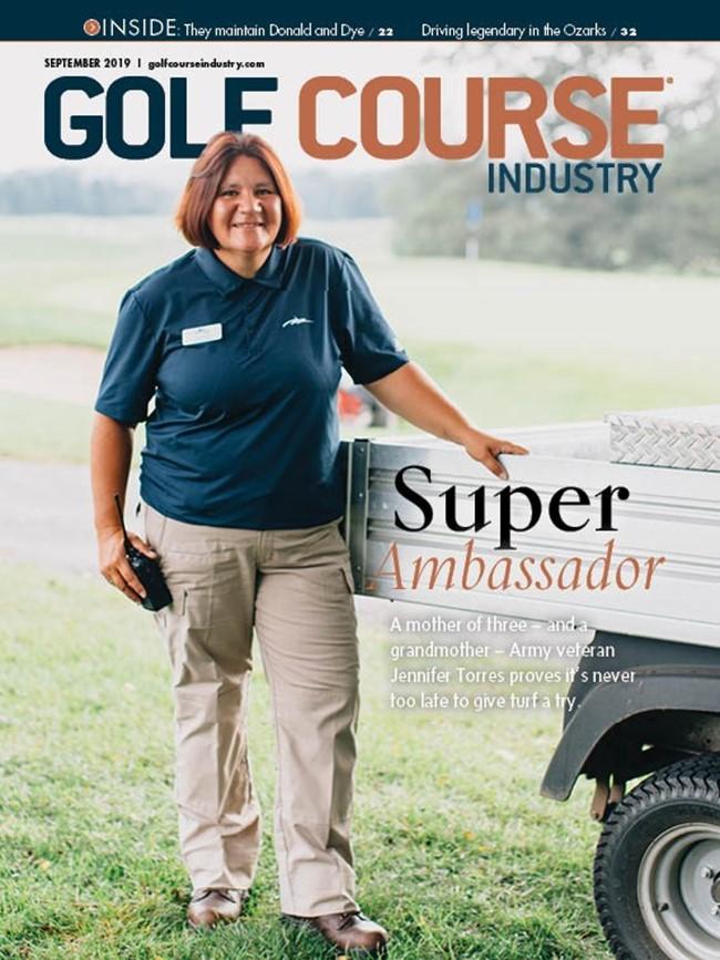 Jennifer Torres/Makefield Highlands Golf Club for Golf Course Industry Magazine