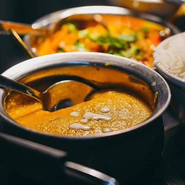 #somethingforeveryone #kassia #indiantapas #food #delicious