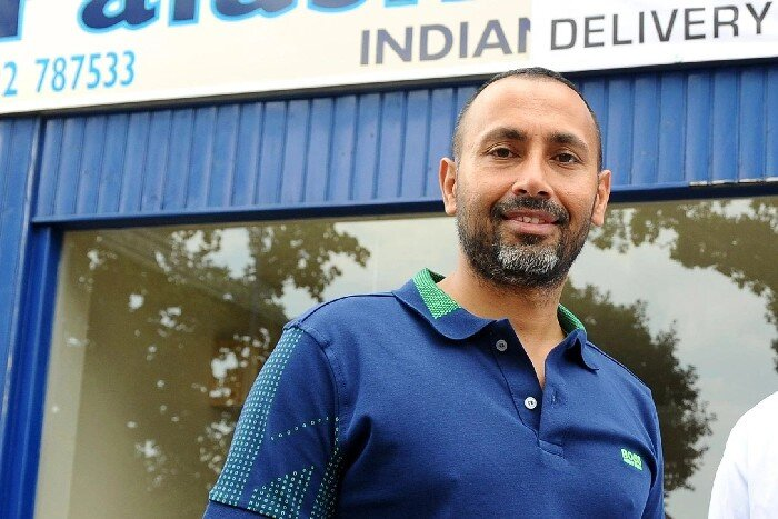 Kaz Miah has bought Palash in Cowplain, which is the first takeaway he ever worked in. After more than 20 years, he has returned to his roots.