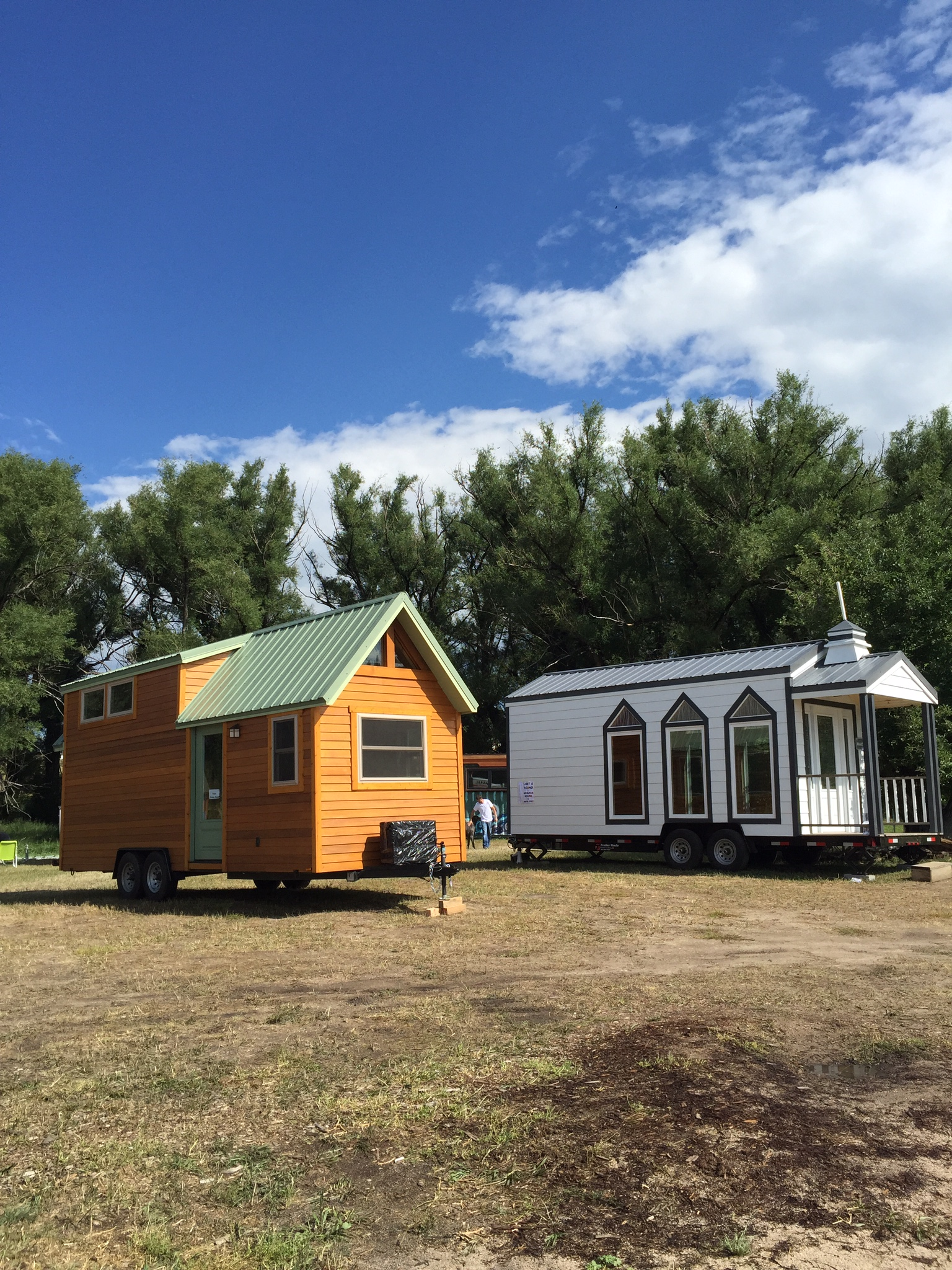 Simblissity Tiny Homes & the EcoCabins Mni Chapel