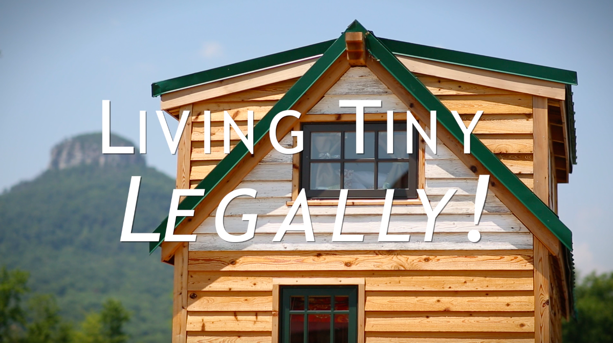 Help us, help you bring legal tiny houses to your community! support our indiegogo campaign:  http://igg.me/at/legalandtiny