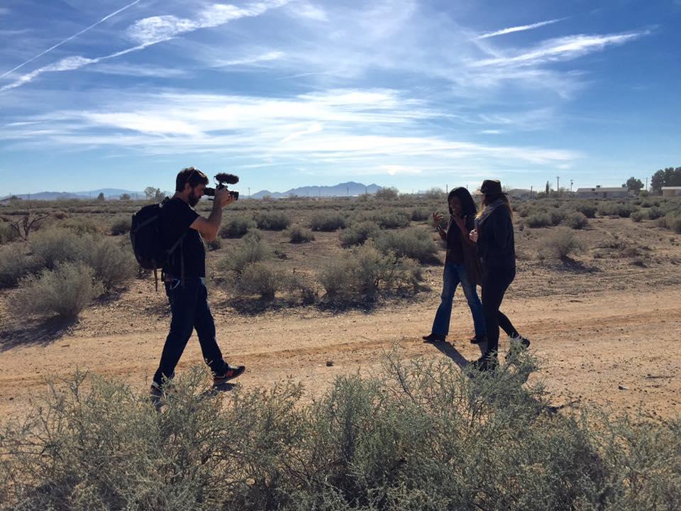 Interview with Elizabeth Singleton of Build Us HOPE in Arizona