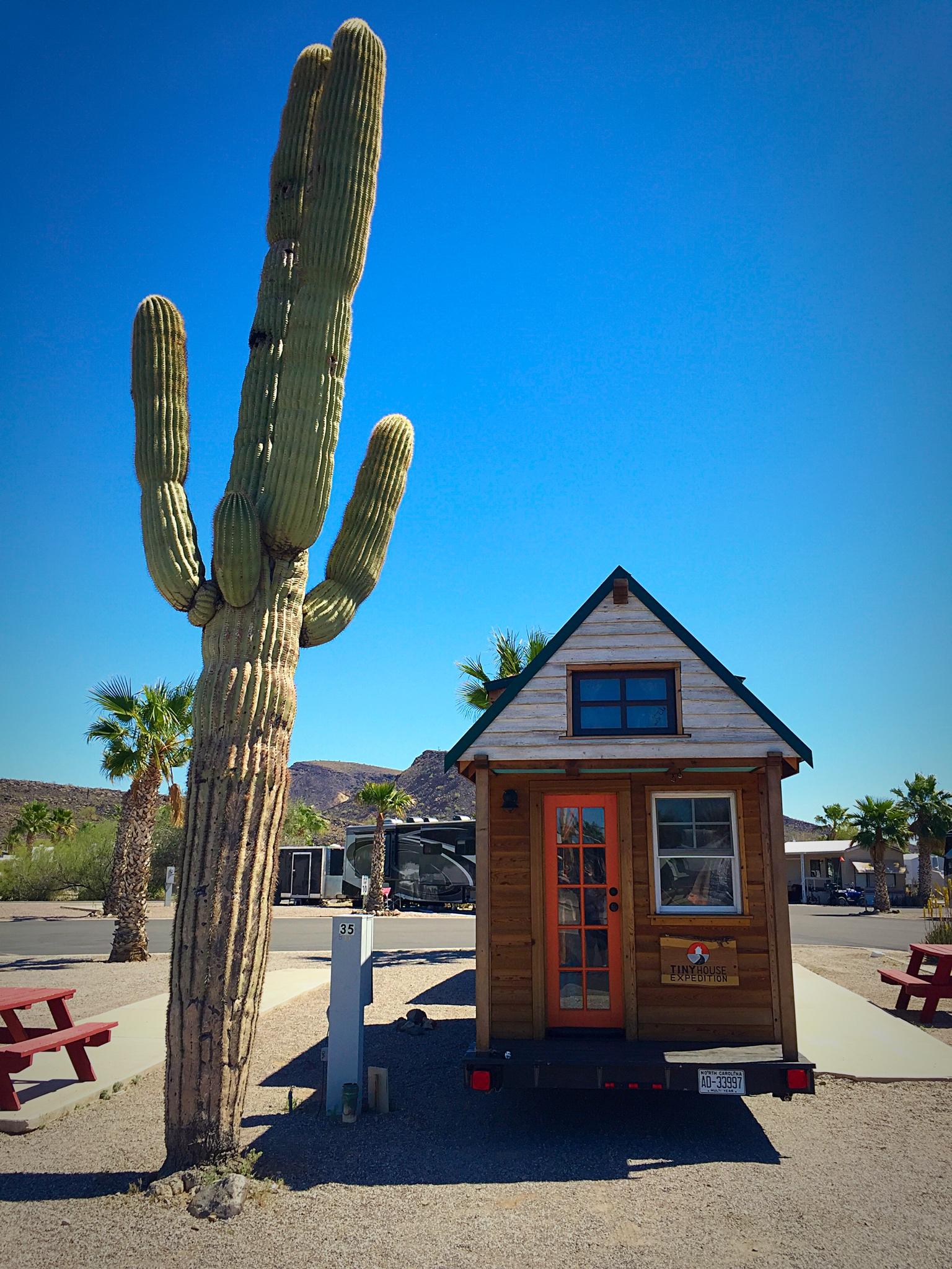 Arizona RV park