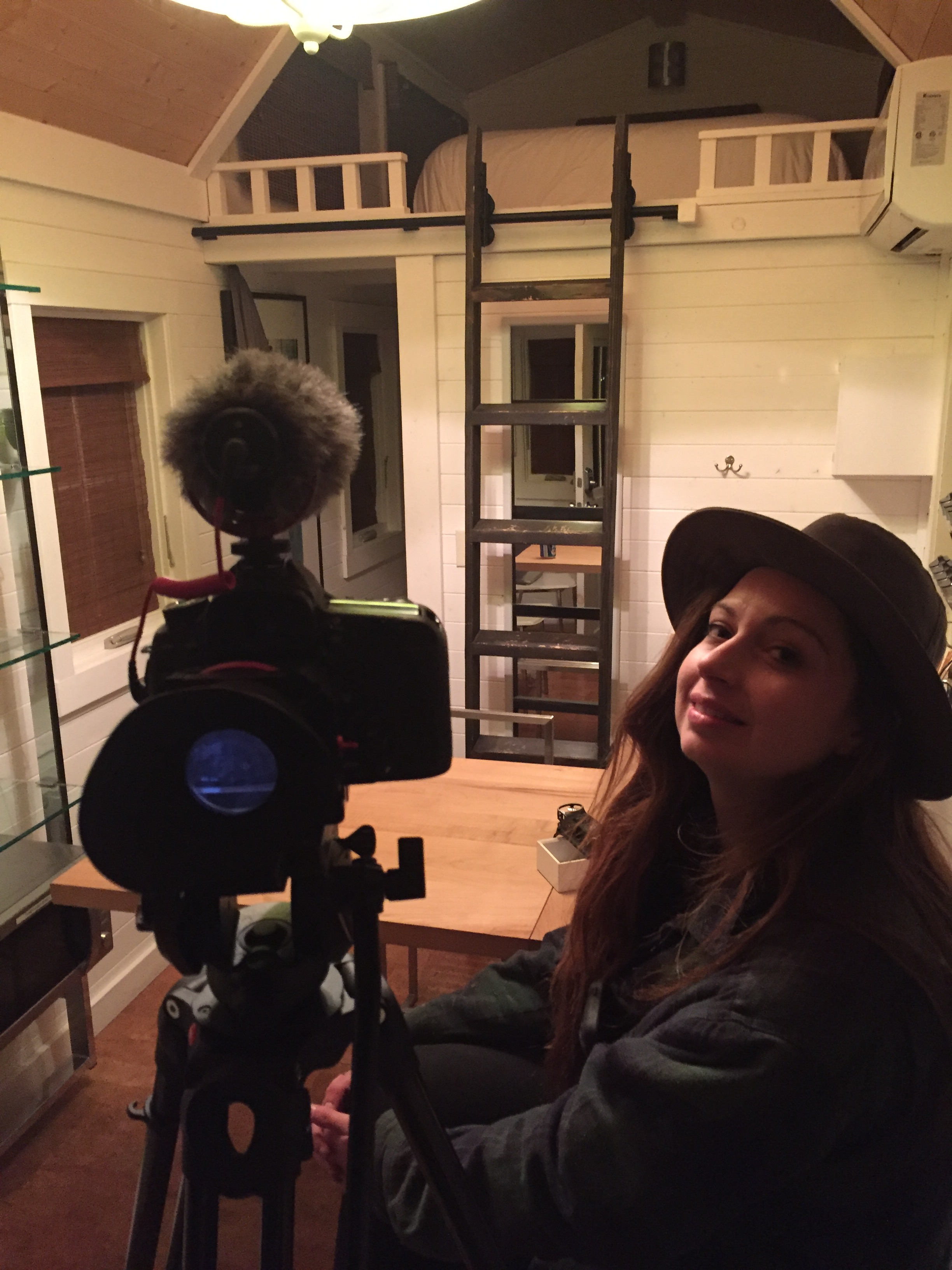Co-Director & Producer:Alexis Stephens