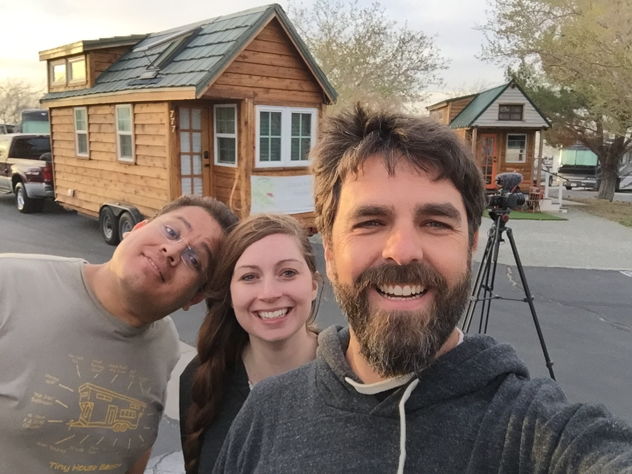 With Mario Soto, Tiny House MD