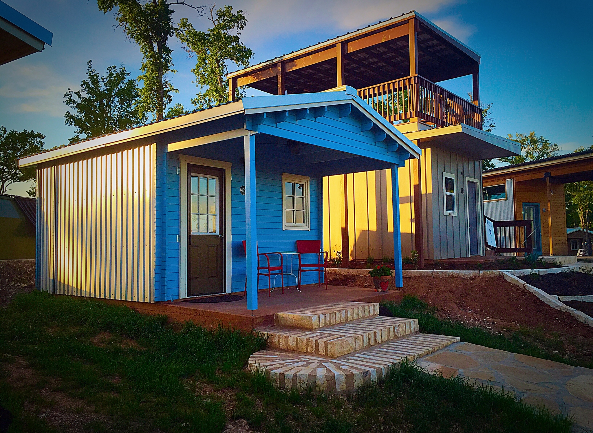 Community First! Village- tiny home village for formerly homeless