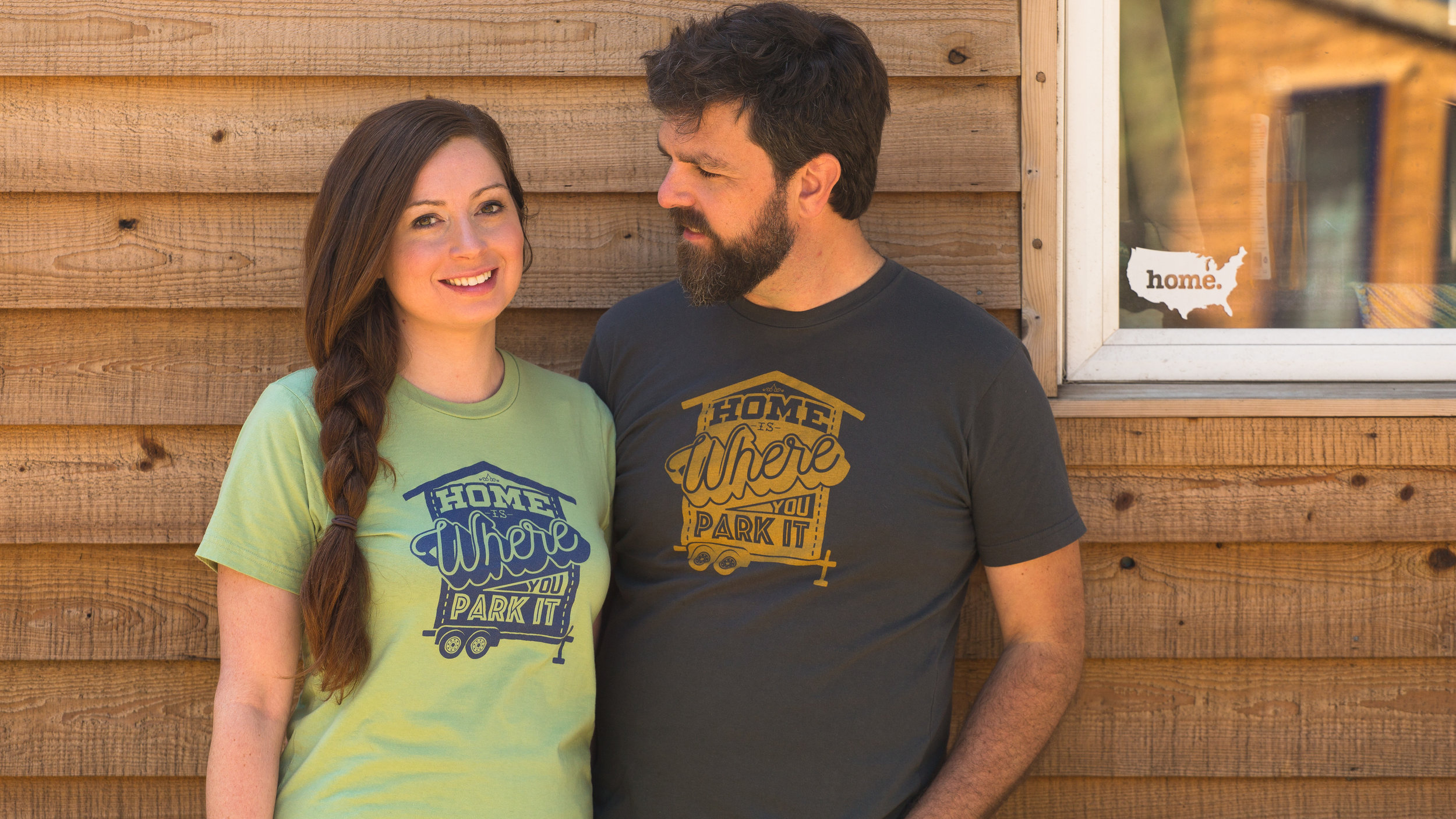 tiny house expedition & home state apparel collabl