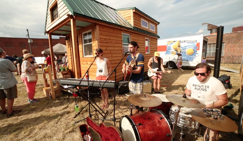 14 Events,100+ Tiny Houses - A Whole Lotta FUN
