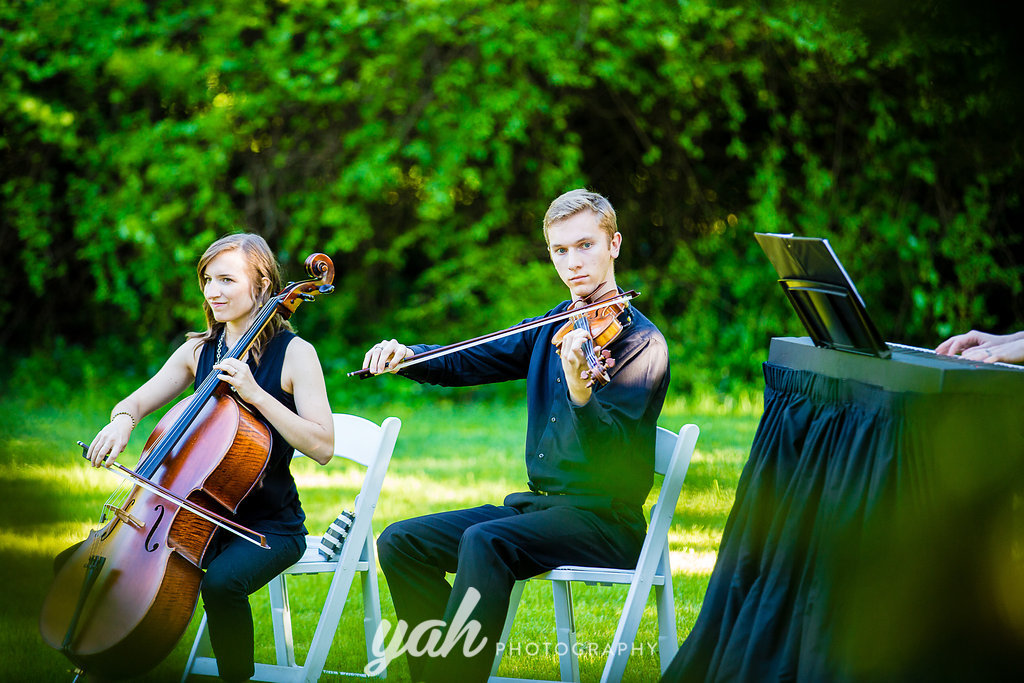 Wescottage Music, The Ivy Place, Charlotte Wedding Musicians