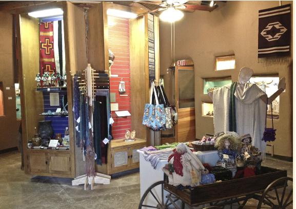 Las Tejedora Guild Sale at Ghost Ranch, Abiqui, NM