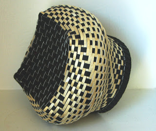 Paper Twill Basket by Mary Severine