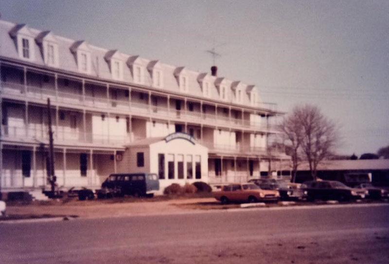 Wachapreague Hotel 1970