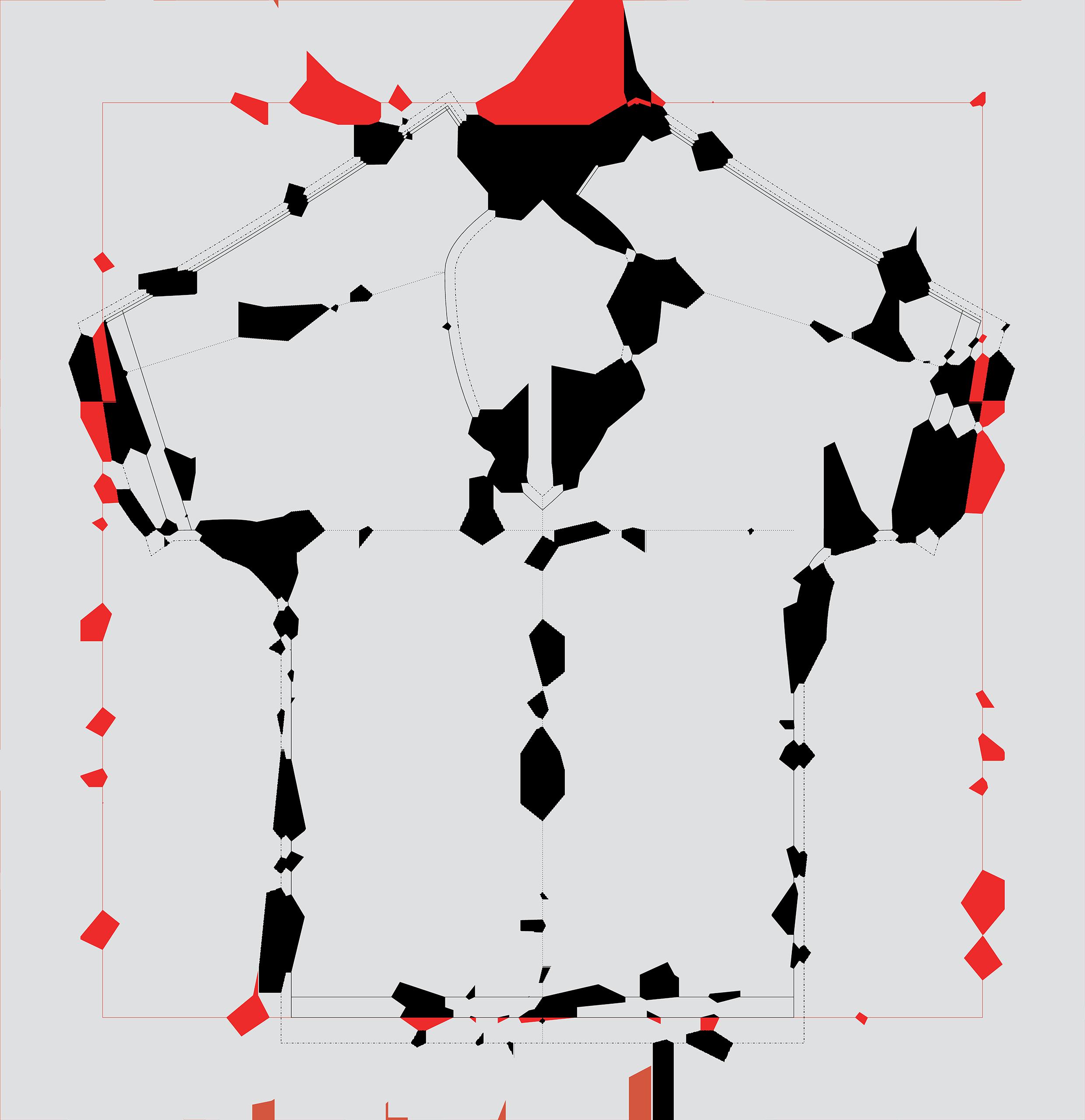 serpentine gallery pattern design