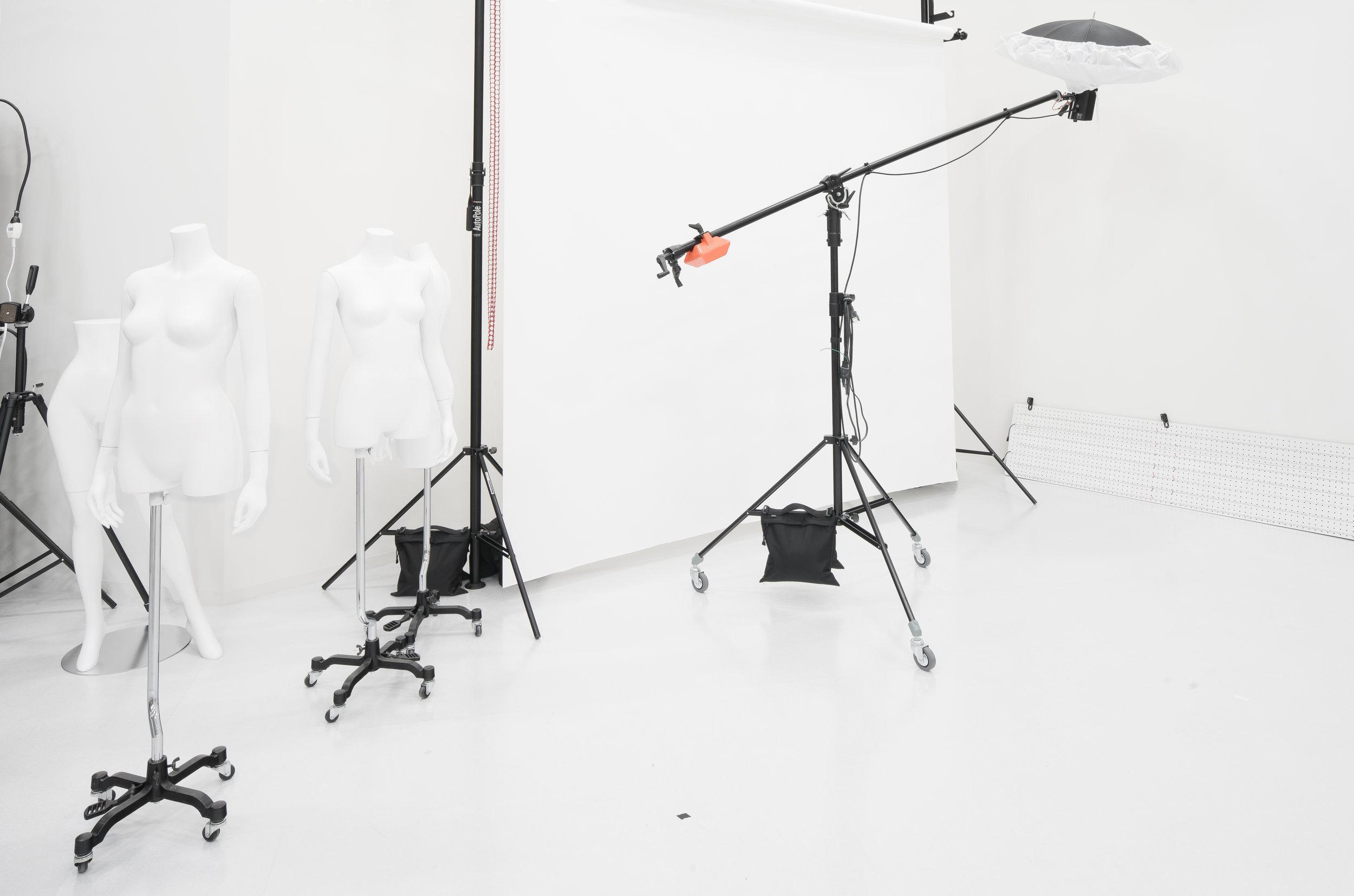 View of the Photo Studio