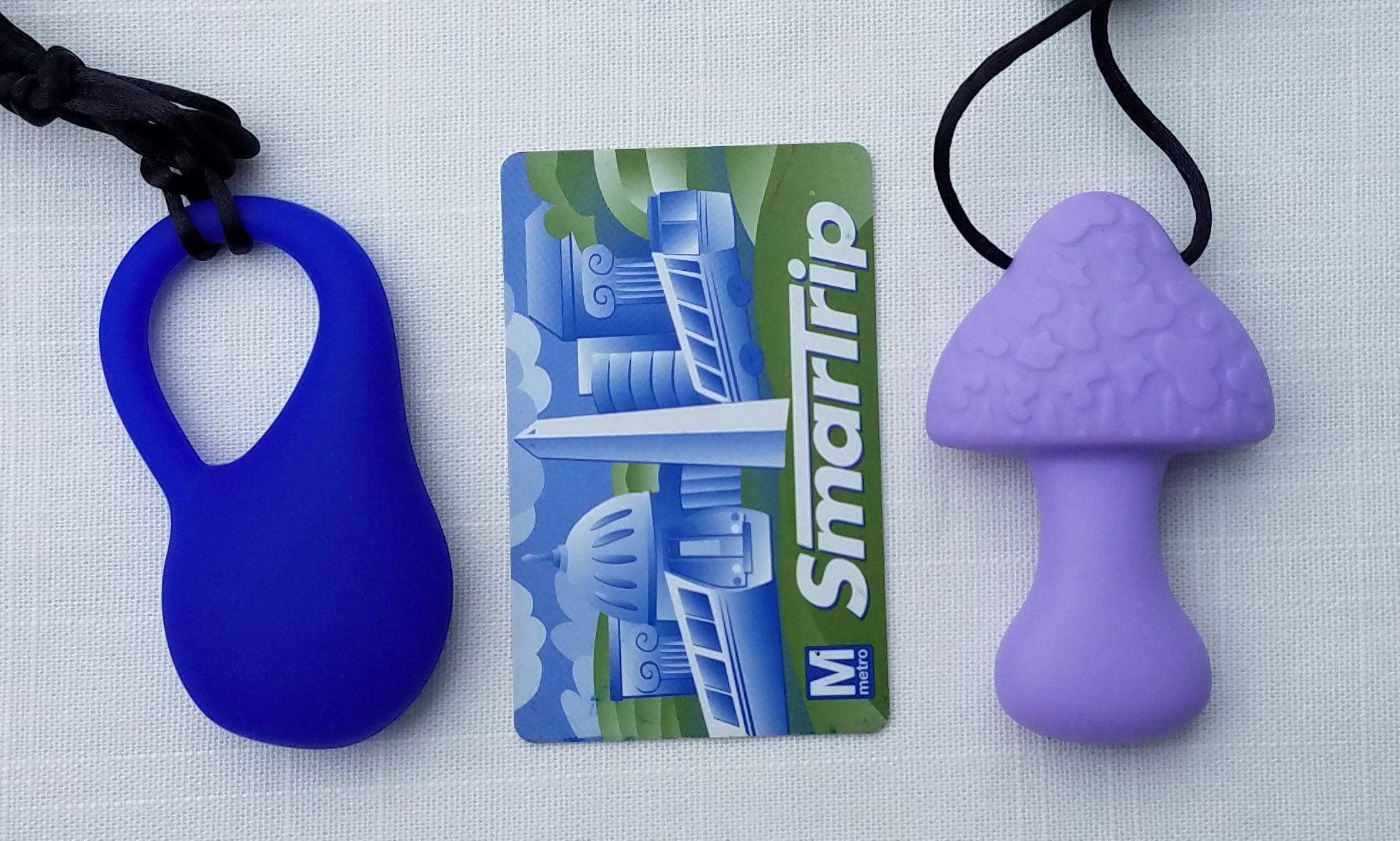 Kleintastic Pendant  and  Mushroom Pendant
