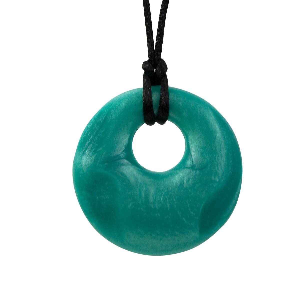 Annular - Iridescent Green (Azure)
