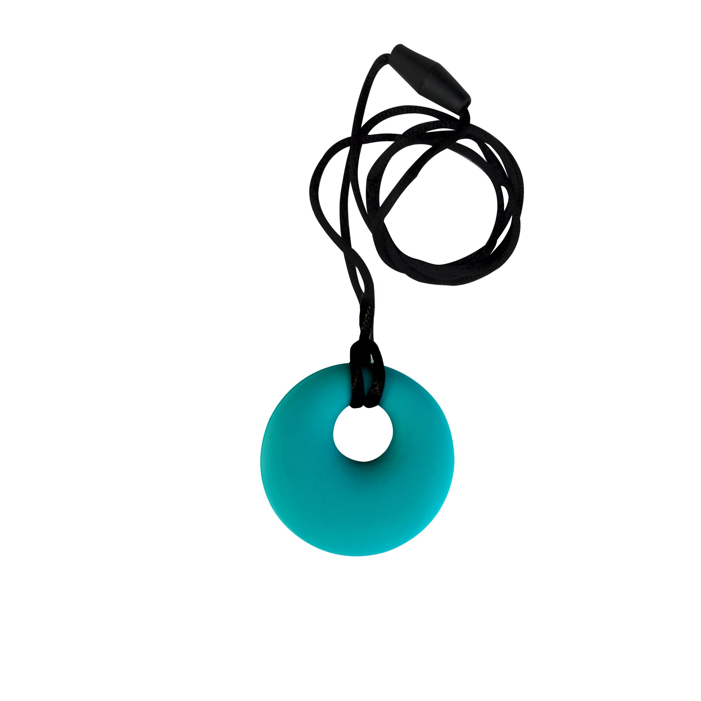 Turquoise Annular Pendant