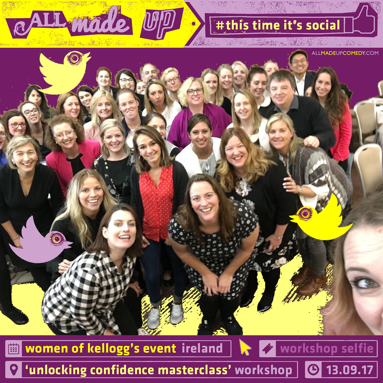 WORKSHOP SELFIE - WOMEN OF KELLOGG'S EVENT - 13.09.17 - V3 - RESIZED FOR WEBSITE.jpg
