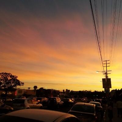 Ria's LA Sunset