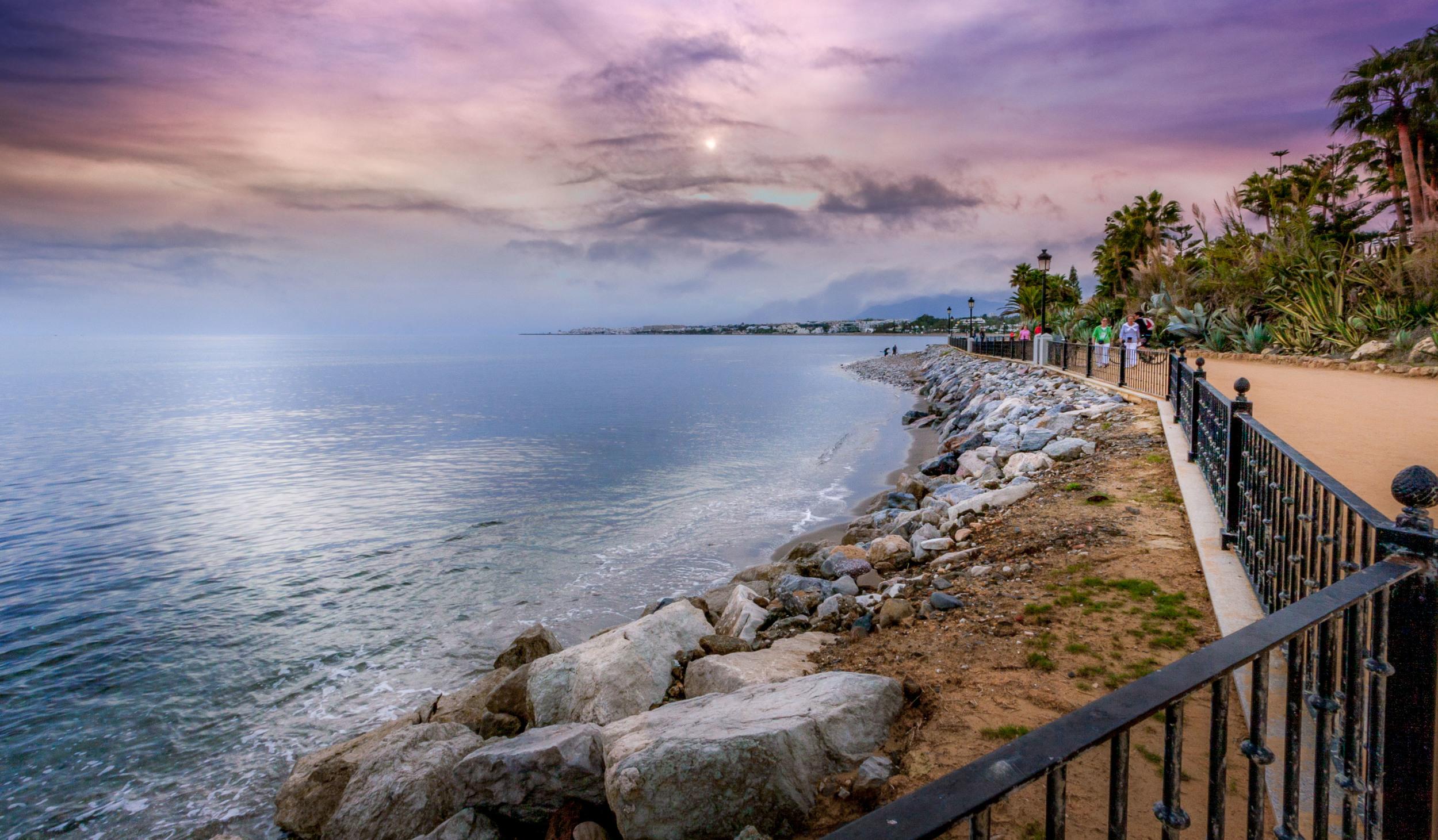 Marina Puente Romano - Marbella