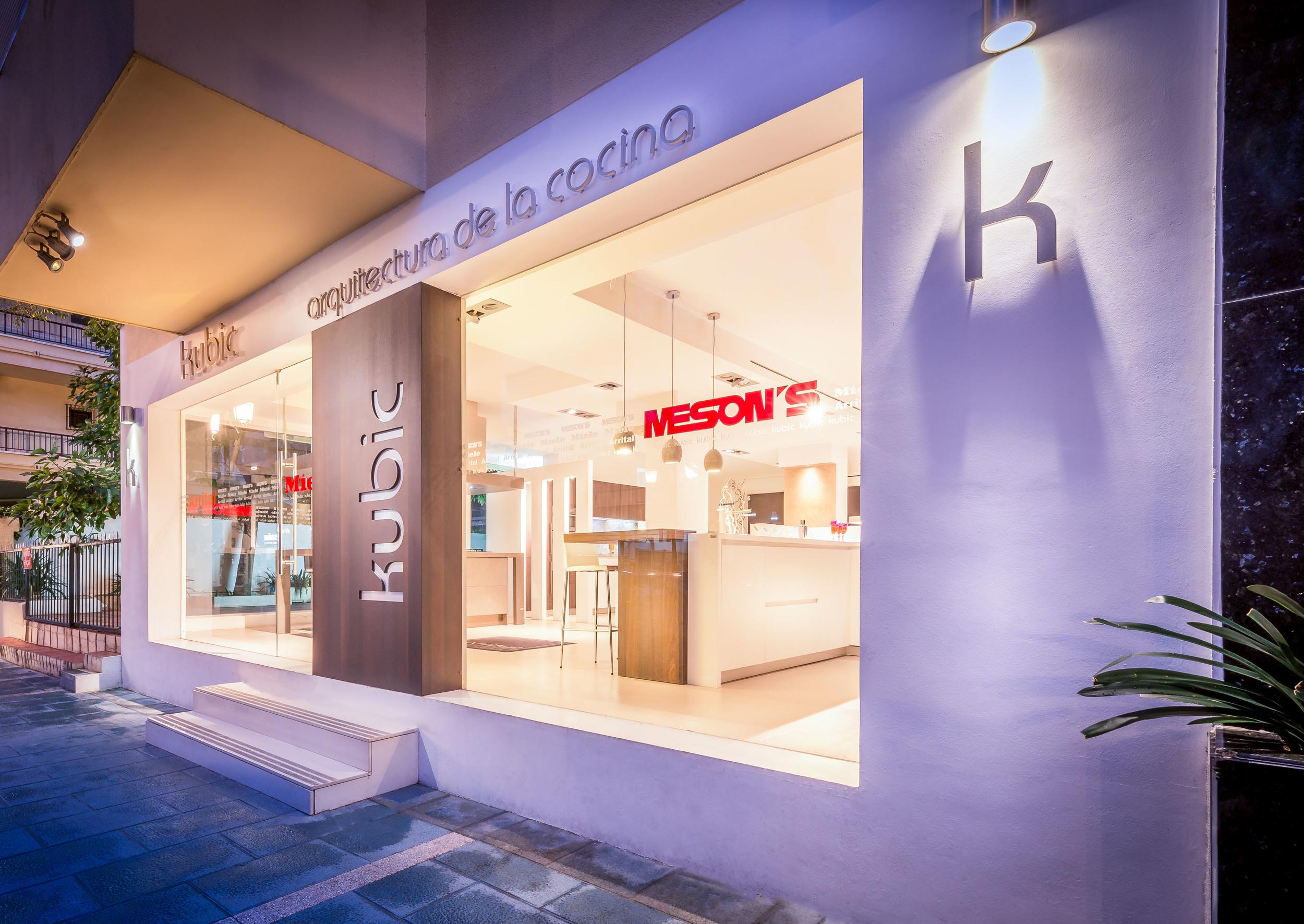 Kubic Design Showroom - Marbella