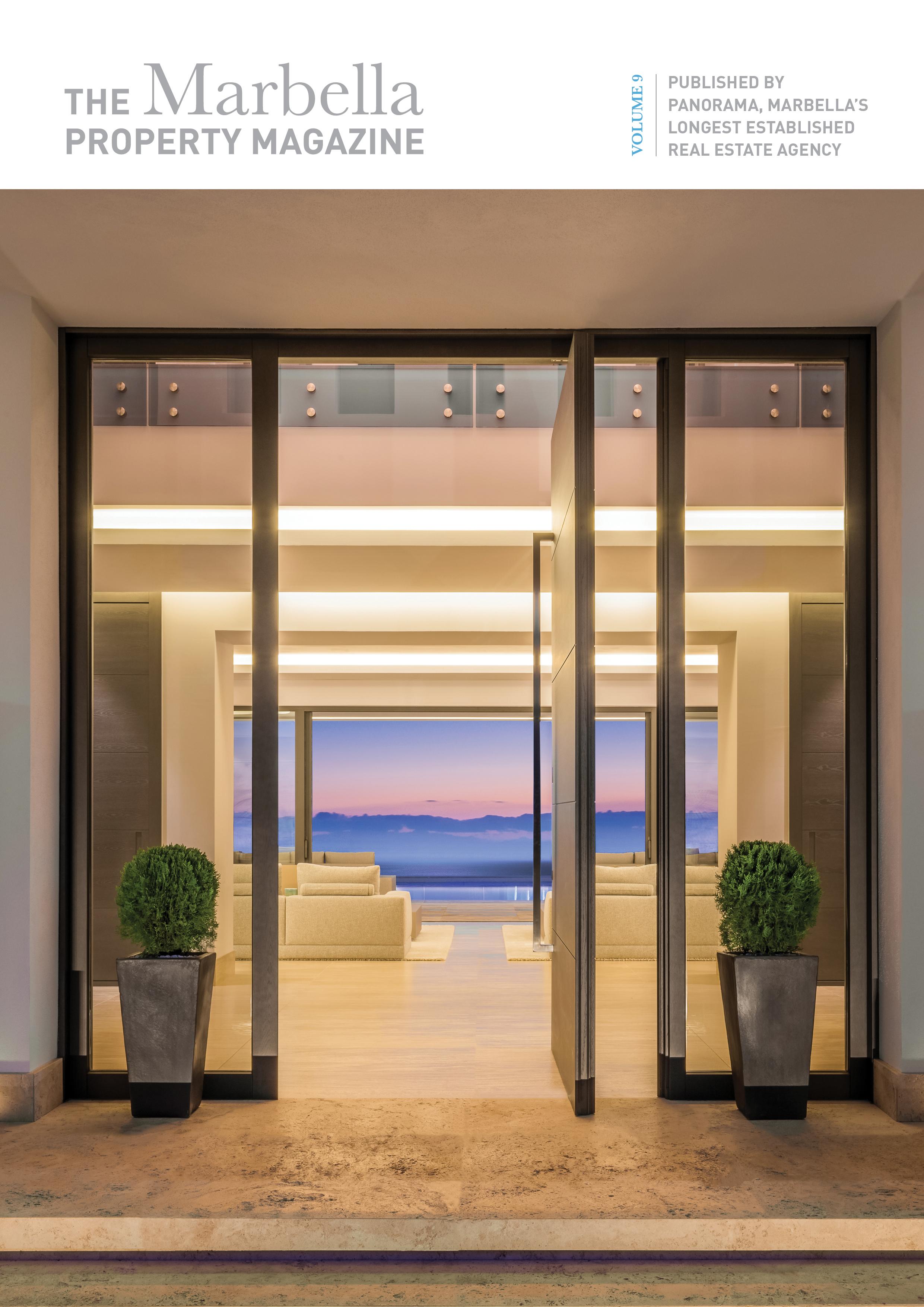 2017 Cover, The Marbella Property Magazine
