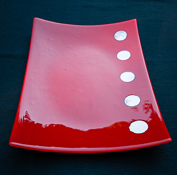 Red Plate with circles (1 of 1).jpg