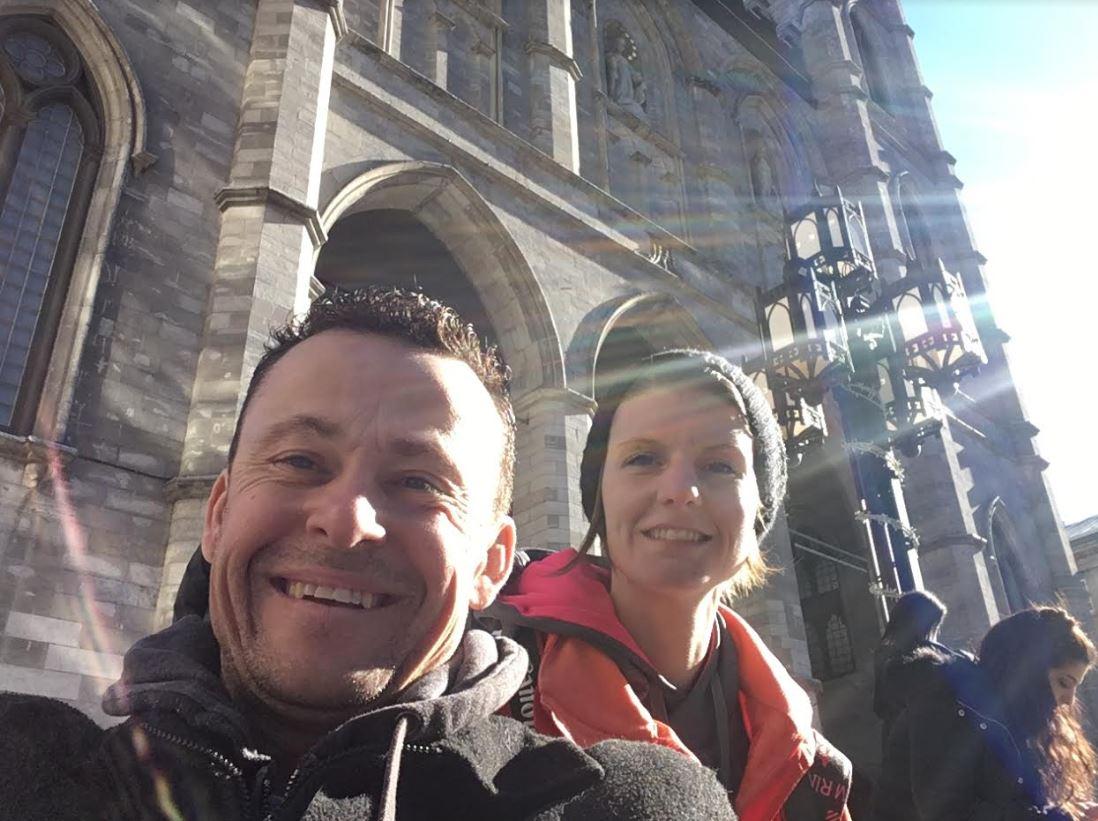 Keith & Amanda Kerr