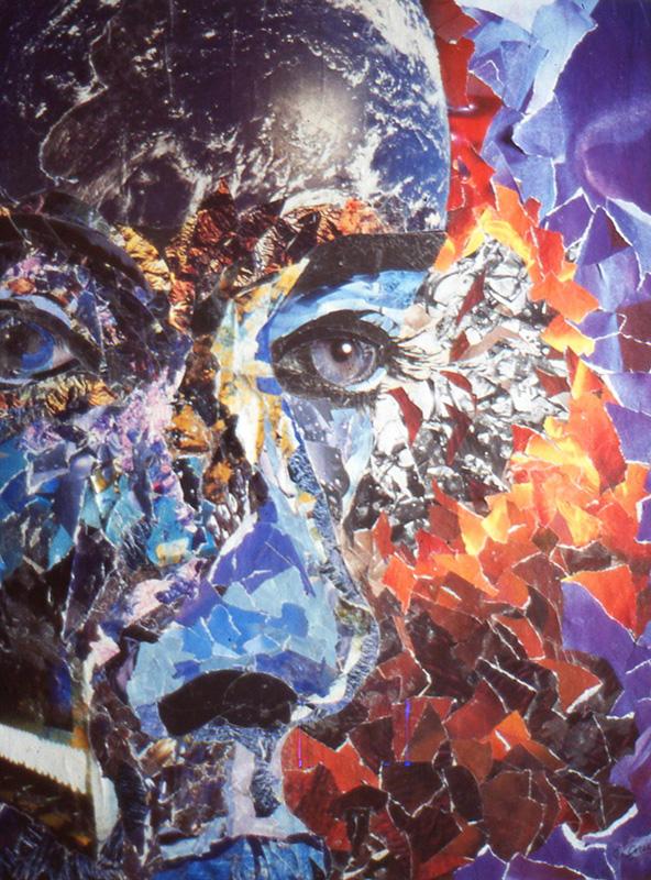 "EJMunro ""Face II"" 1992"