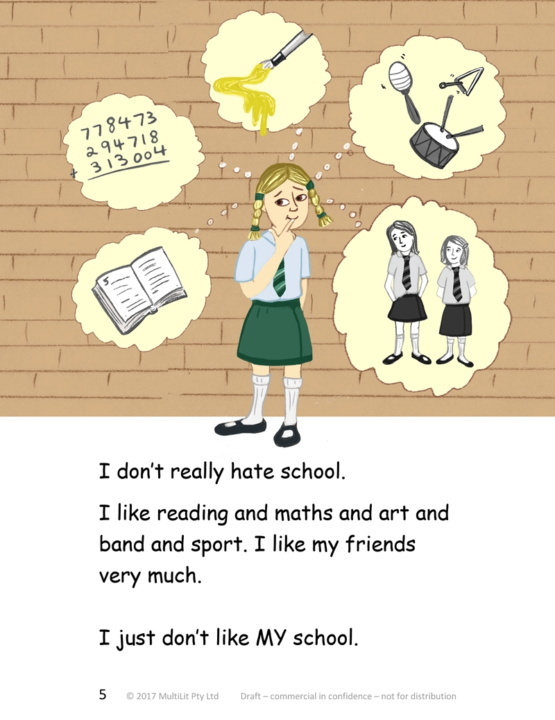 Multilit Australia, Learn To Read book series - Jane's Rules