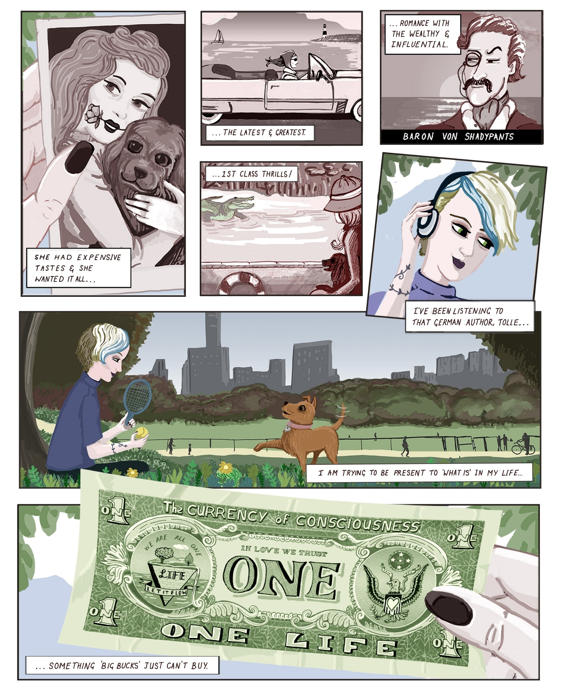 MATS Bootcamp - Graphic Novel Page