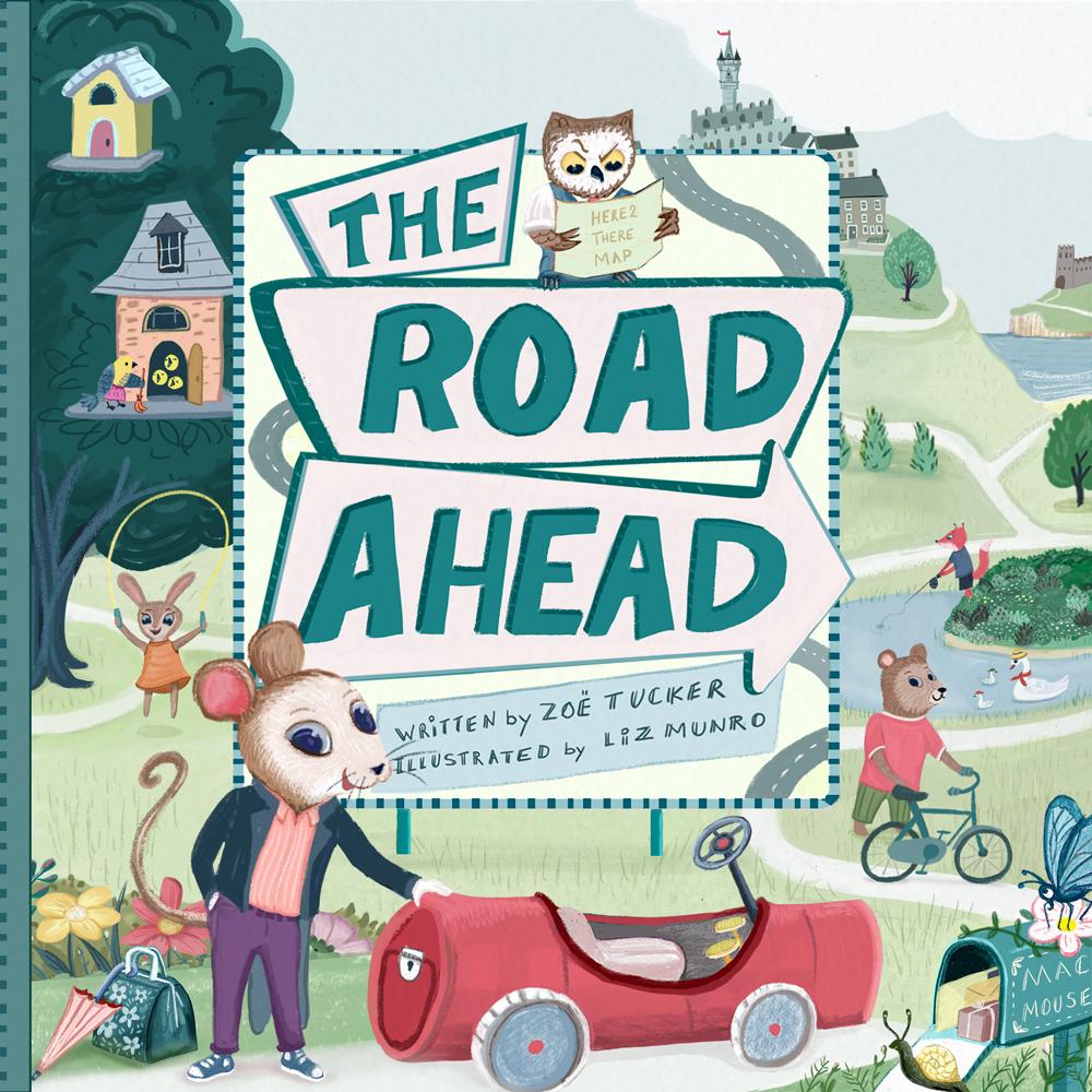 Children's Illustration - Book cover