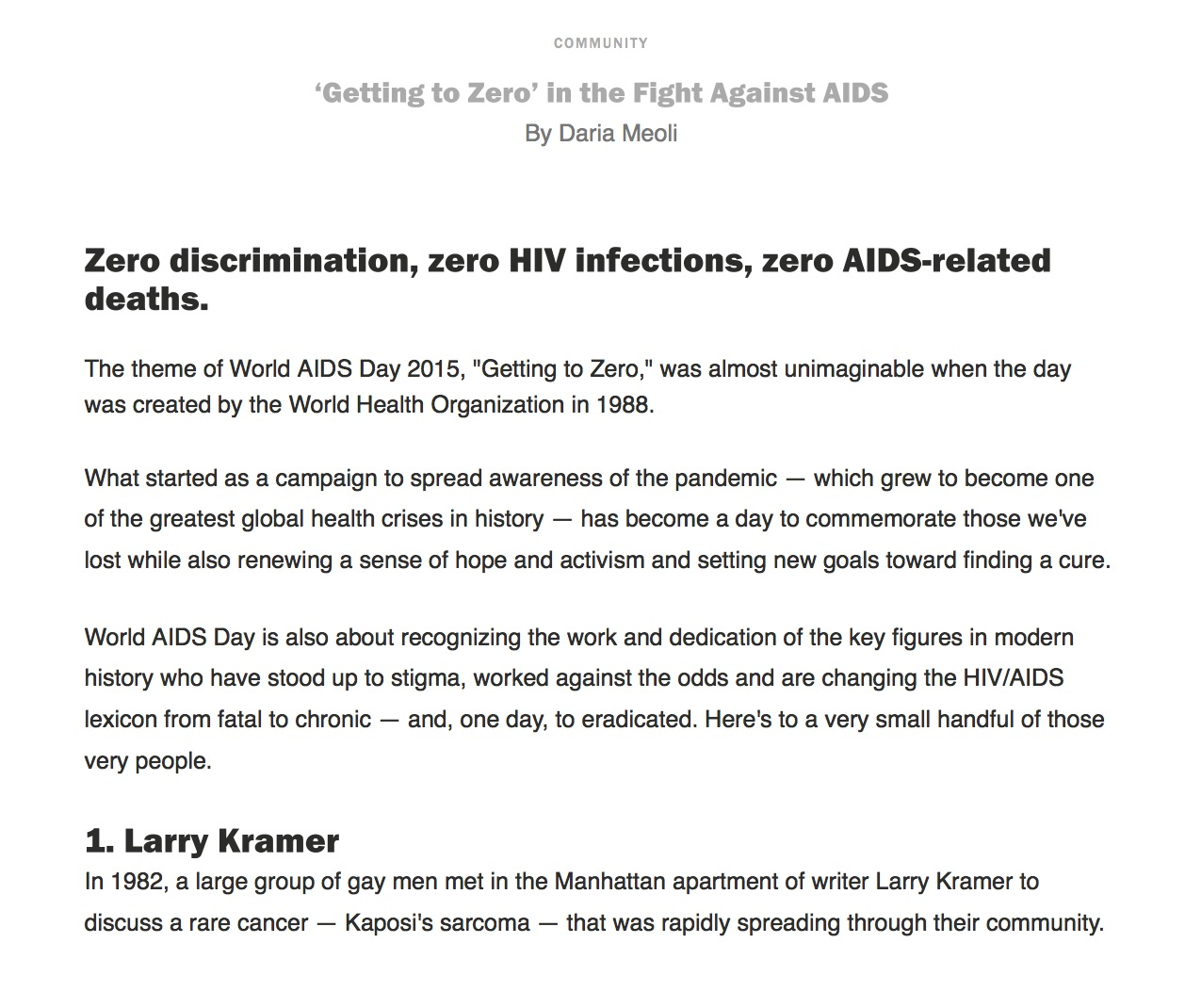 'Getting to Zero' in the Fight Against AIDS | Do More.jpg