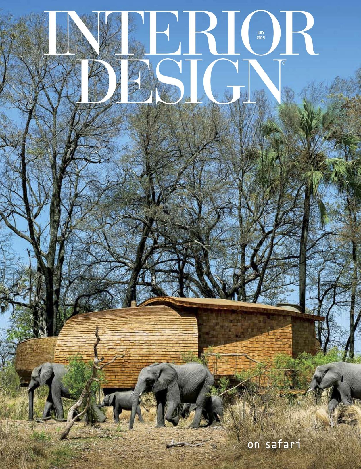 Interior Design / July 2015