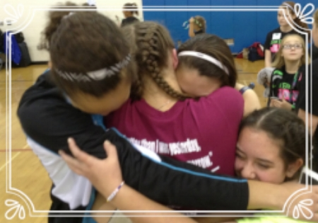 "We support each other through team bonding. There is no ""I"" in TEAM! Join Today!"