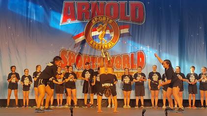 Arnold Ambassadors 2018.jpg