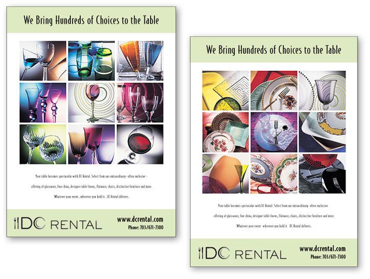 DC Rental Advertisements