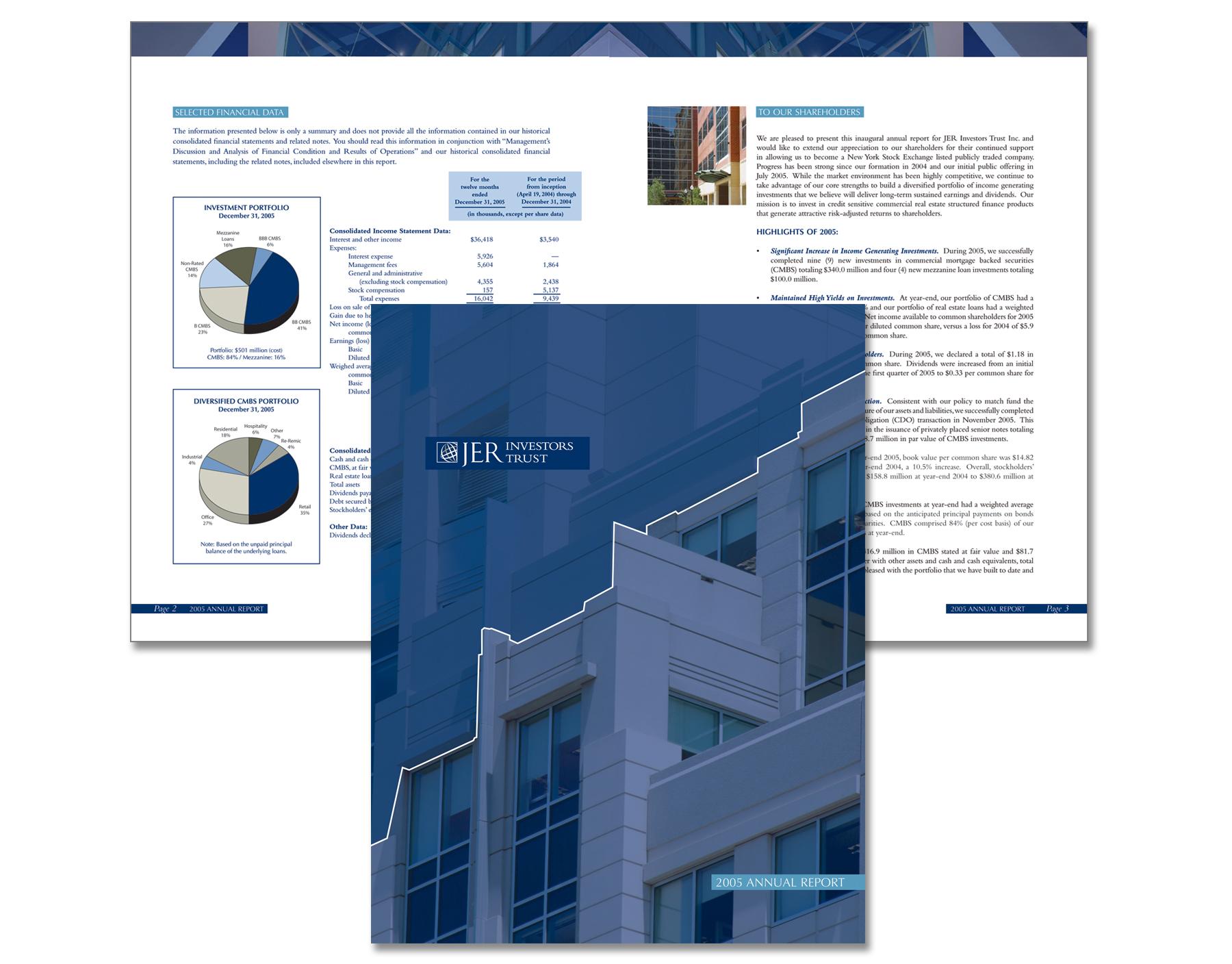 JER Investors Trust, Inc. (JERIT) Annual Report