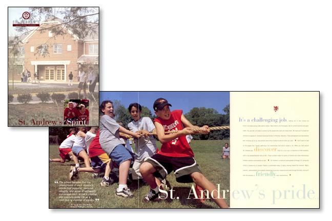 St. Andrew's Episcopal School Viewbook