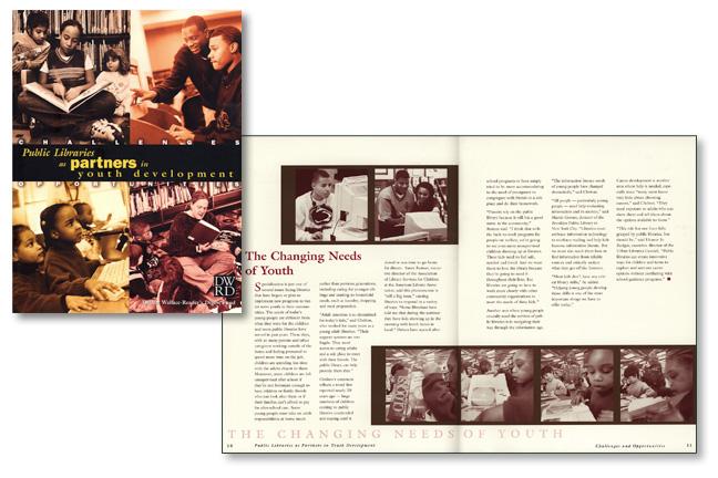 Dewitt Wallace Reader's Digest Brochure