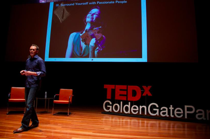 Scott's Ted Talk is one of the most watched Ted Talks of all time, being viewed by millions of people all over the world who were inspired by his message, passion and enthusiasm to find and do work that they love, creating and living their own legend as he did.