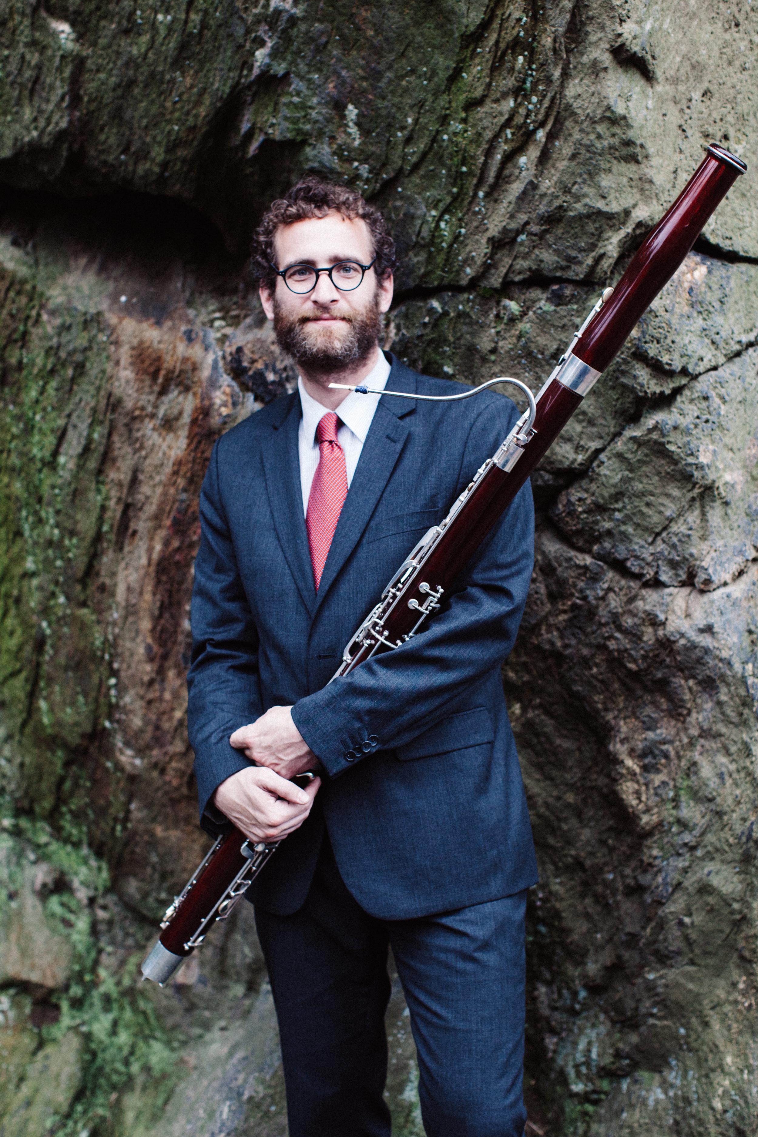 Brad Balliett, bassoon