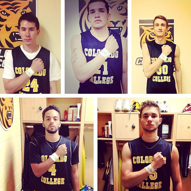 #iAspire Influencers • Colorado College • @cctigerathletics (Colorado Springs, CO)