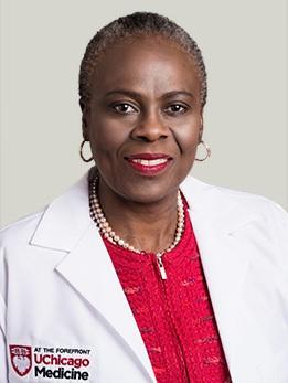 Funmi Olopade, MD, FACP