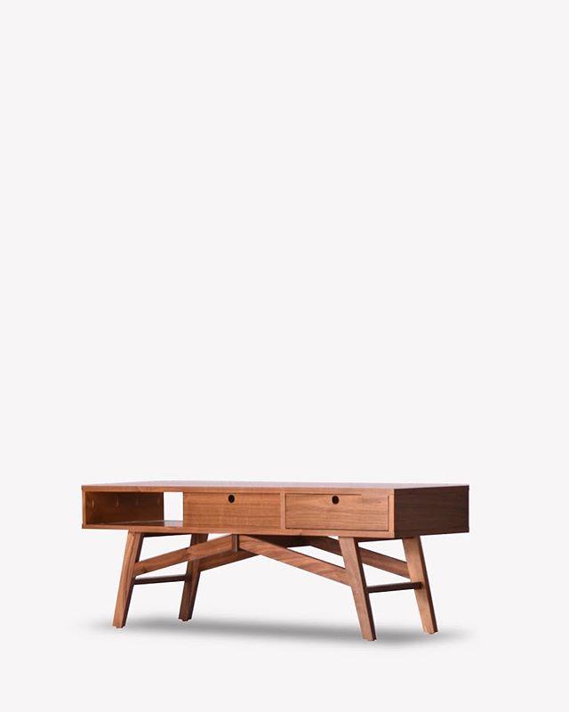"Our original ""Maiden"" coffee table 💘  #sideboard #mediaunit #bohostyle #bohemian #boho #bohochic #coffeetable #cradenza #architecture  #midmod #furniture #modern #interiordesign #interior #toronto #dresser #highboy #walnut #teak #guelph #mcm #midcenturymodern #midcenturymodernfurniture #retro #minimalism #minimalist #design #ontario #hamilton"