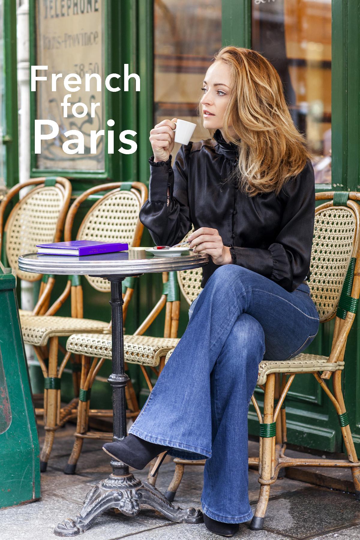 Carrie Anne James,Photo by  Journey Into La Ville Lumière
